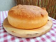 Hleb pogača mala