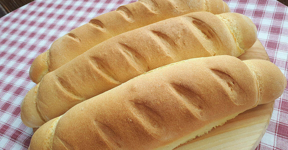 Beli hleb vekna