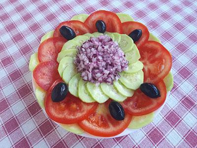 Salata cvet salata