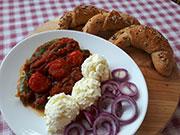 Paprike u paradaz sosu